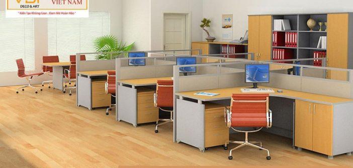 Cách chọn và bố trí tủ văn phòng hợp phong thủy