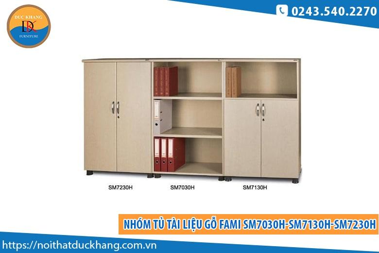 Tủ văn phòng giá rẻ của Fami đảm bảo chất lượng