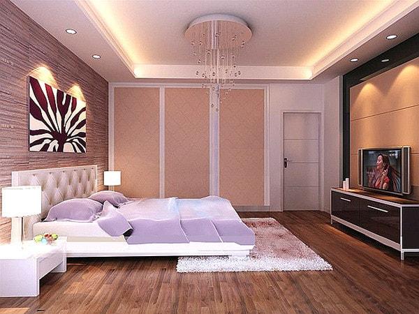 5 cách bố trí giường ngủ hợp phong thủy
