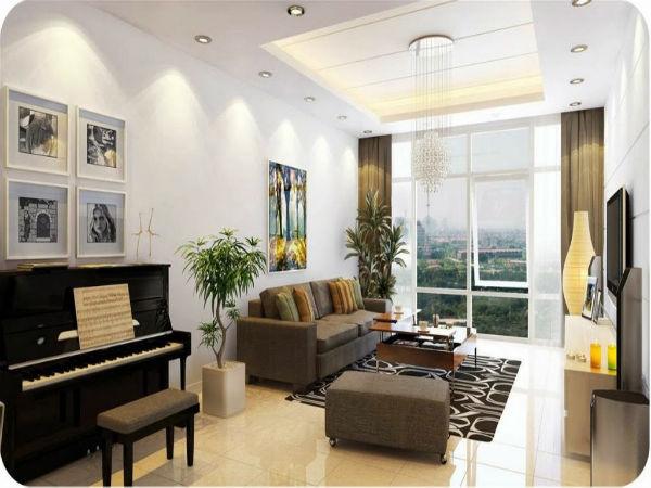 5 nguyên tắc bố trí phòng khách chung cư hợp phong thủy
