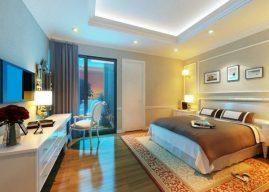 5 nguyên tắc bố trí phòng ngủ chung cư hợp phong thủy