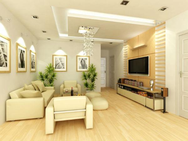 9 điều cấm kỵ khi bố trí nội thất nhà chung cư