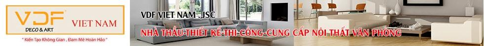 VDF Việt Nam – Thiết kế, thi công nội thất văn phòng, showroom, bar, gia đình, biệt thự