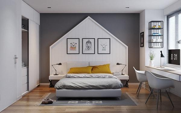 Nên chọn kích thước giường ngủ phù hợp với mệnh gia chủ người tuổi Quý Tỵ 1989
