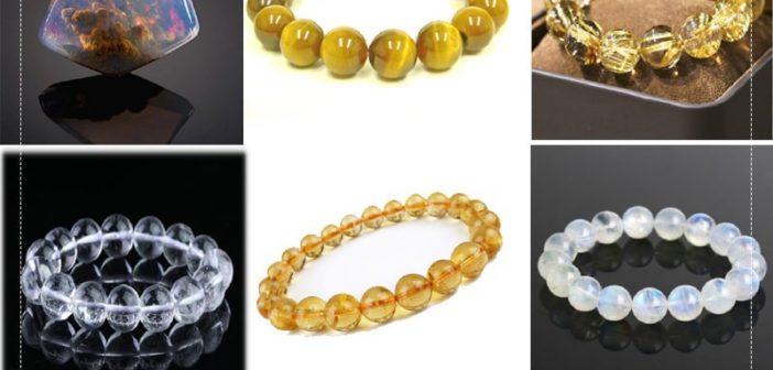 Sức mạnh kỳ diệu của 5 loại vòng đá phong thủy tuổi Giáp Tý