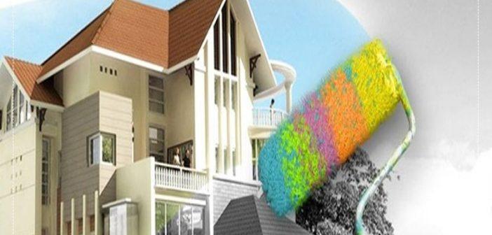 Cách phối màu sơn nhà cho tuổi Giáp Tý hợp phong thủy