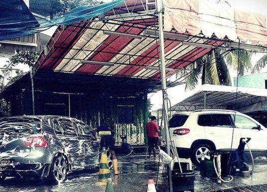Kinh nghiệm mở tiệm rửa xe cho người mới bắt đầu