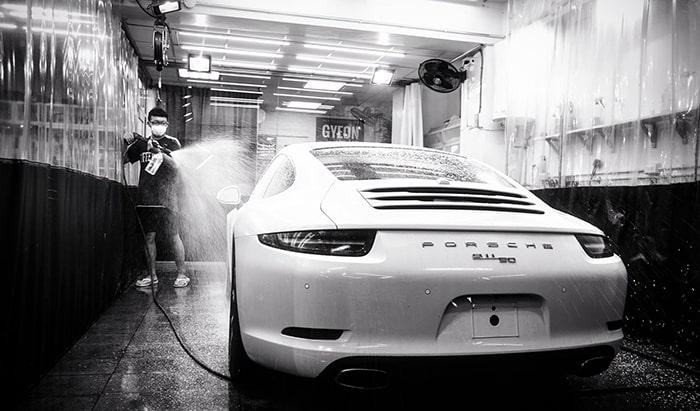 Một số kinh nghiệm khi mở tiệm rửa xe