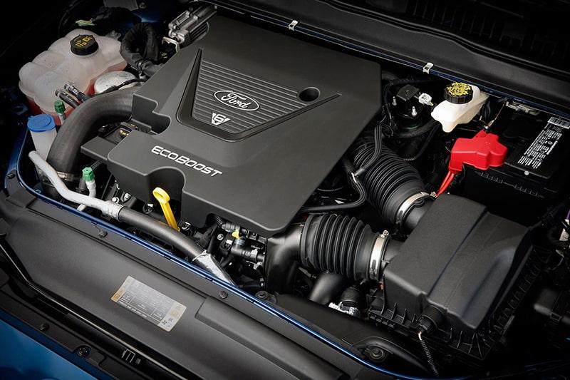 Hệ thống động cơ Ford Ranger Raptor hiện đại