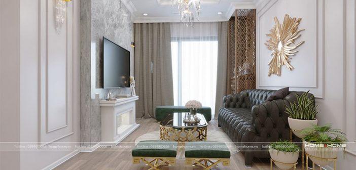 Những sai lầm cần tránh khi lựa chọn thiết kế nội thất chung cư