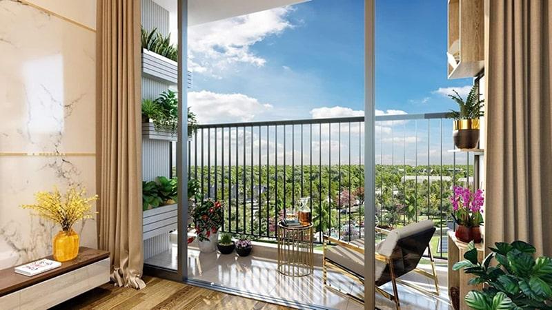 Thực tế căn hộ tầng 13 mang lại nhiều lợi ích bất ngờ cho gia chủ