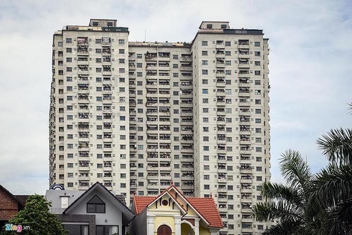Mua căn hộ chung cư tầng 4 được hưởng nhiều ưu đãi