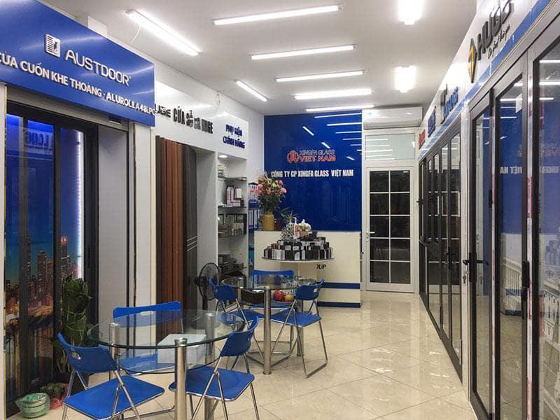 Hình ảnh: Showroom Xingfa Glass Việt Nam