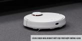 Cách chọn mua robot hút bụi phù hợp không gian nhà bạn