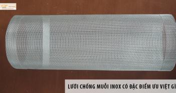 Lưới chống muỗi inox có đặc điểm ƯU VIỆT gì và phân loại ra sao?