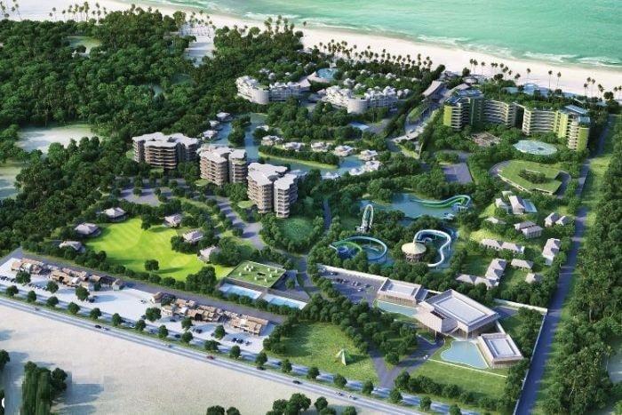 TOP 5 dự án bất động sản ở Cam Ranh - Ana Mandara Cam Ranh giai đoạn 1