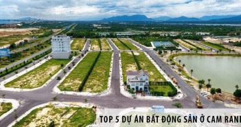 TOP 5 dự án bất động sản ở Cam Ranh HOT nhất hiện nay