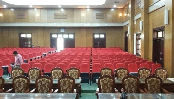 Hội trường bộ Quốc Phòng