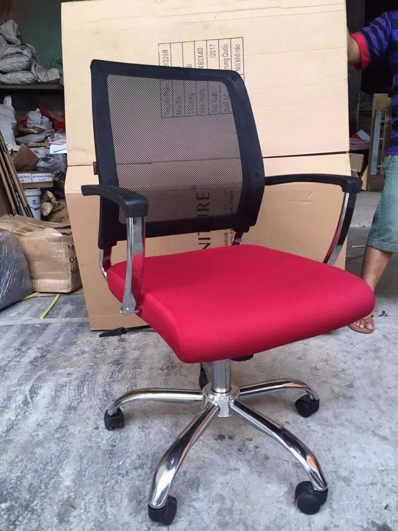 Khả năng điều chỉnh ghế xoay văn phòng phù hợp